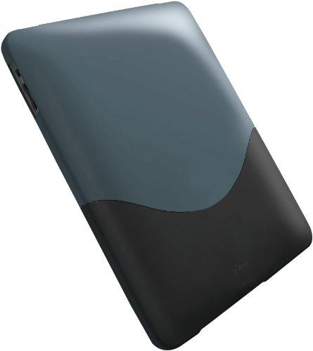 iFrogz Luxe Schutzgehäuse für Apple iPad metallic/schwarz Ifrogz Luxe Case