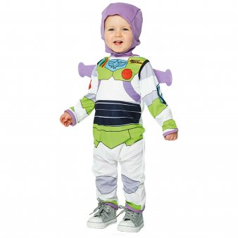 Fancy 9 Monate Kostüm Baby 12 Dress - Disney Buzz Lightyear Infants Fancy Dress Toy Story Baby Costume (Age 6-12 Months)