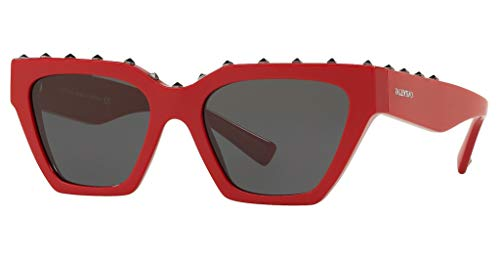Valentino Sonnenbrillen VA 4046 RED/Grey Damenbrillen