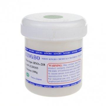 souked-100g-kingbo-rma-218-solder-flux-solder-paste-for-bga-pcb-repairing