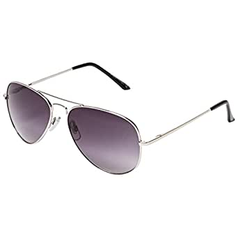 Peter Storm Women€ÂTMs Aviator Sunglasses, Silver/Black