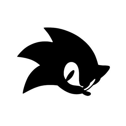 Lustige aufkleber Lustige aufkleber Neue ankunft Spiele Sonic the Hedgehog Auto Aufkleber Abziehbilder Cartoon Serie Auto Aufkleber Und De 56 * 76 cm (Auto-aufkleber Spiel)