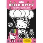 Alligator Books - Libro para colorear Hello Kitty (ALLI1929HKVE)