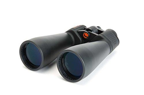 fernglas 12x60 Celestron SkyMaster 15x70 Fernglas - Großfernglas mit 15-facher Vergrößerung und 70mm Objektivöffnung - inkl. Stativadapter und Tragetasche - ideal für Brillenträger - für Natur- und Vogelbeobachtung und Astronomie