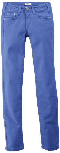 Cimarron - Pantaloni, bambina, Blu (Bleu (608 Persian Jewel)), 16 anni