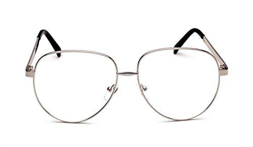 BAITER - Monture de lunettes - Femme taille unique Blanc