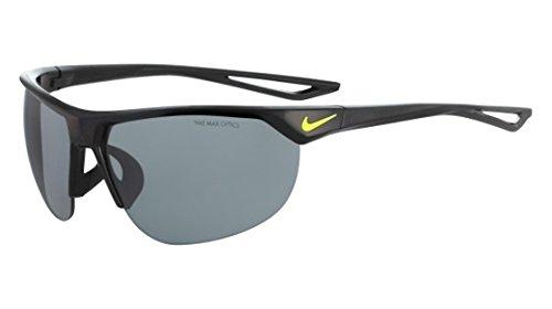Nike Herren Cross Trainer Ev0937 001 67 Sonnenbrille, Schwarz (Black/Vt W/Gry W/Sil Fl L),