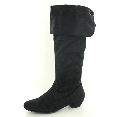 Spot On - Bottes - Femme Noir - noir