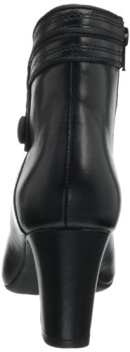 Clarks Tamryn Stagione Bootie Black Leather