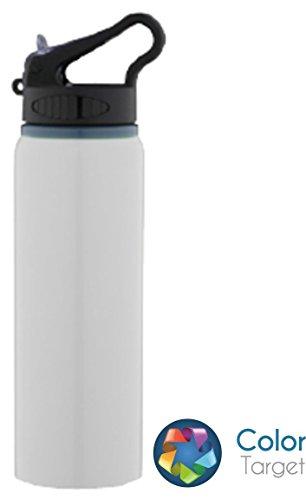 Zoom IMG-2 6 pz borracce sportive bianche