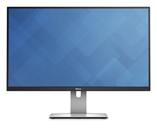 Dell U2715H 27 inch LCD Monitor Black - (16:9, 2M:1, 350 cd/m2, 2560 x 1440, 8ms, HDMI)