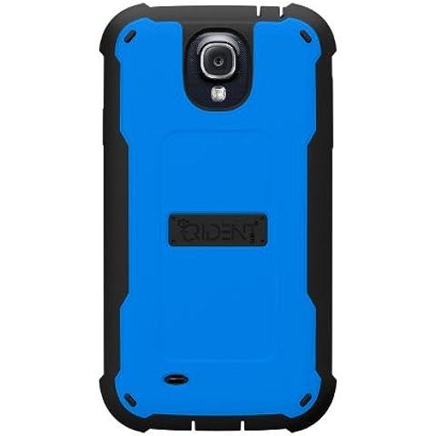 Trident Blue Cyclops Case - Samsung Galaxy S IV - CY-SAM-S4-BLU - Overmolded Della
