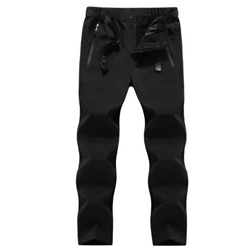 7VSTOHS Pantalones Senderismo Invierno Hombre Aire