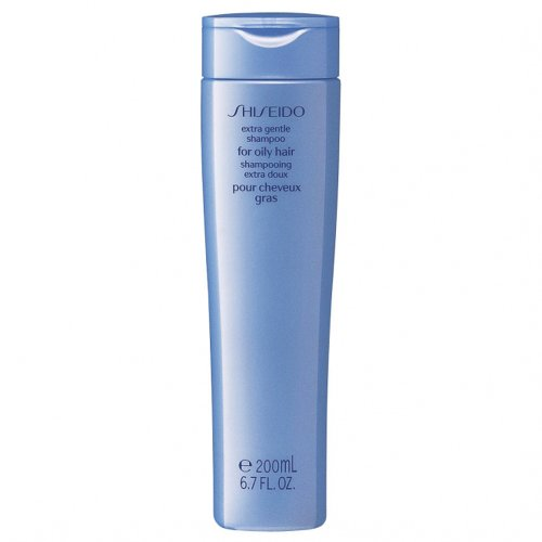 Shiseido Haarpflege femme/woman, Extra Gentle Shampoo for Oily Hair, 1er Pack (1 x 200 ml)