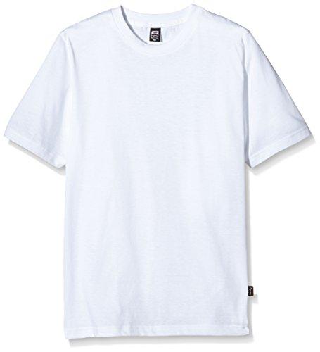 Trigema Mädchen 236202 T-Shirt, (Weiss 001), 152