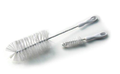 Reer 7593 - Cepillos para biberones y tetinas