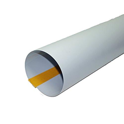 Stabilo-Sanitaer PVC Mantel Aussenhülle, 15-20, passend zu Steinwolle als Isolierung/Hülle, Einsatzbereich Heizung und Heizungsanlagen, Durchmesser 15 mm