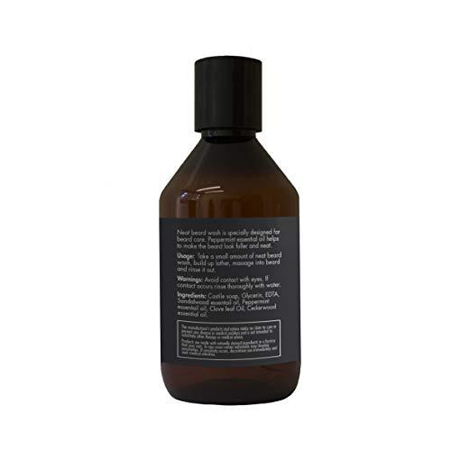 Zoom IMG-1 detergente naturale per barba neat