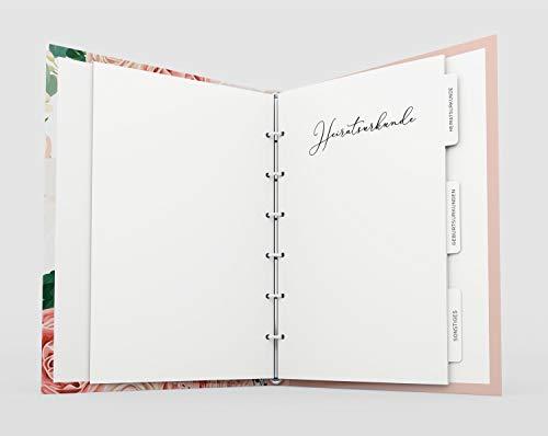Hardcover Stammbuch | 16 x 21cm