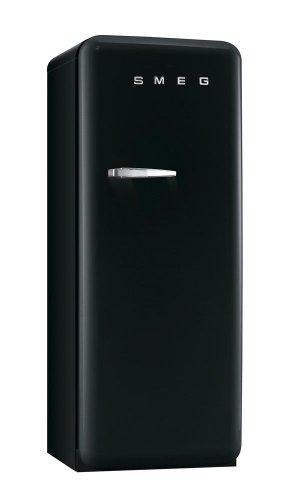 Smeg CVB20RNE Standgefrierschrank / Rechtsanschlag / Nutzinhalt**** 170 Liter / schwarz