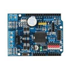 M892 L298P DC Motor Driver Shield Module 2A H-Bridge 2 Channel F Arduino UNO