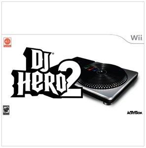 DJ Hero 2 - Turntable Kit [Importación francesa]
