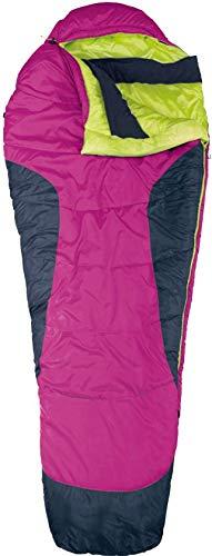 AceCamp Schlafsack für Erwachsene, Wasserabweisend, Mumienschlafsack, 3 Jahreszeiten, bis -6 °C, Pink, 3976