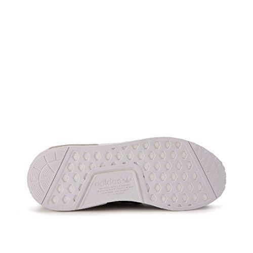 Adidas Nmd R1 W Pk Noir Scarpa Core Noir, Utilitaire Noir, Blanc