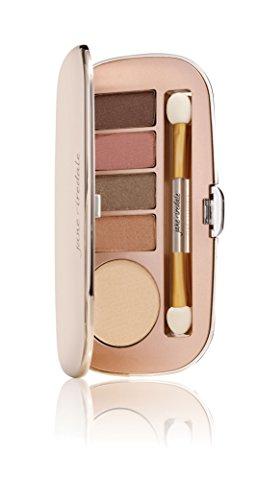 Jane Iredale Naturally Glam Eye Shadow Kit, 1er Pack (1 x 9.6 g) -