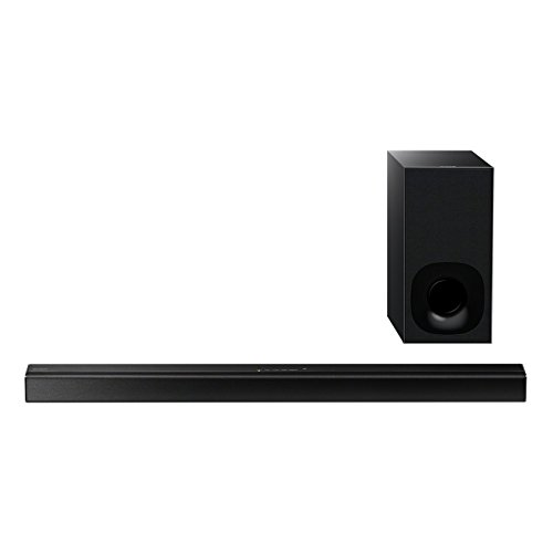 Sony HT-CT180 Sound Bar with Wireless Subwoofer (100 W, Clear Audio Plus, Virtual Surround Sound, Bluetooth and NFC)