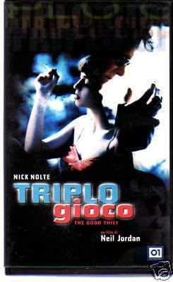 Triplo Gioco VHS con Nick Nolte