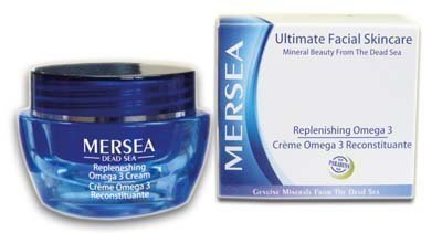 MERSEA Totes Meer Regenerierende Omega 3-Creme, 50 ml - Parabenfrei
