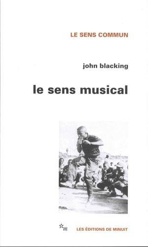 Le sens musical par John Blacking