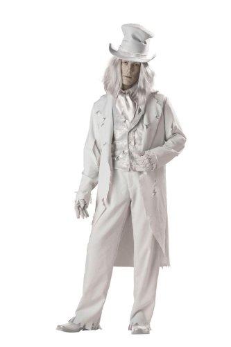 Kost-me f-r alle Gelegenheiten Ic1034Md Ghostly Gent Adult (Kostüme Gent Ghostly)