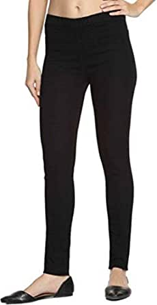 ADBUCKS Women's Loose Fit Jeggings