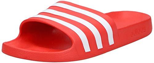 Adidas Unisex-Erwachsene Adilette Aqua Dusch- & Badeschuhe, Mehrfarbig (Multicolor 000), 44 1/2 EU (10 UK)