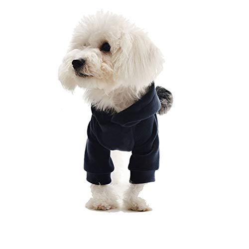 JYMDH PET Dog Coat Puppy Clothes Hoodies Cat Sweater Kostüm,Brown,XL (Brown Kostüm Dog)
