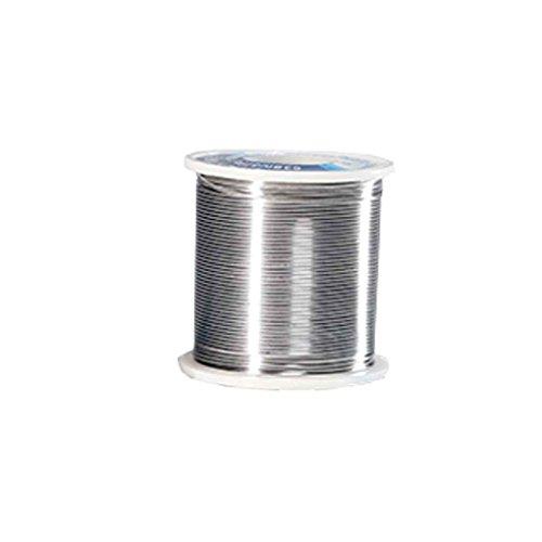 1.0MM 100 g de estaño soldadura del alambre de bajo punto de fusión punto de soldadura de estaño colofonia Core para la soldadura de la reanudación de la reparación censhaorme