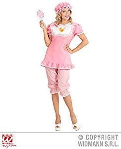 Adult Baby Girl - Adult Kostüm - Groß - (Outfit Adult Baby)