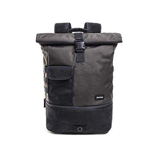 Crumpler The Trooper mit Pouch TTRBP-C-002 Multifunktions Rucksack Laptop 15