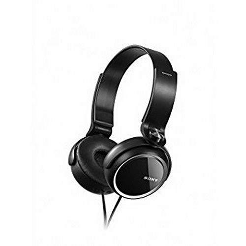 (Certified Refurbished) Sony MDR-XB250 Wired On-Ear Headphone (Black)
