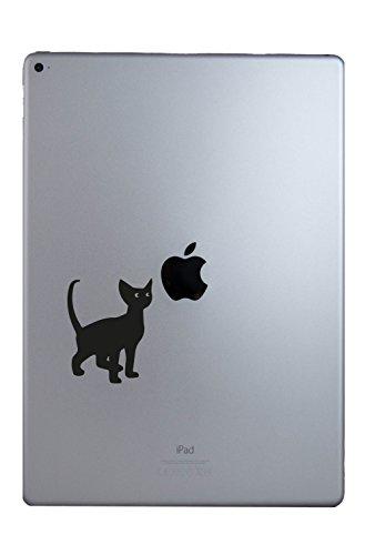 Cat Katze 2 Apple iPad Pro Air Mini Tablet Smartphone Handy Aufkleber Skin Decal Sticker Vinyl iPad Mini - Cat-vinyl Decal Sticker