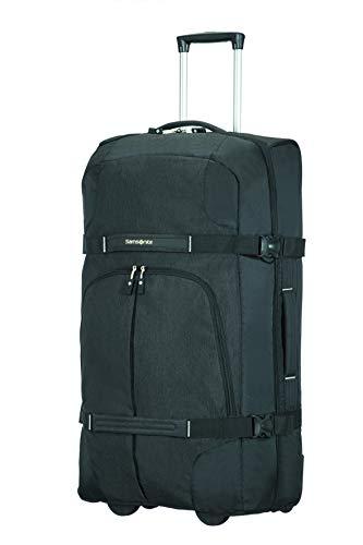 Samsonite - Rewind - Reisetasche mit Rollen, 82 cm, 113 L, Schwarz