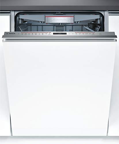 Bosch SBV68TX06E Serie 6 XXL-Geschirrspüler Vollintegriert / A+++ / 60 cm / 237 kWh/Jahr / 14 MGD / SuperSilence / TFT-Display / PerfectDry mit Zeolith / VarioSchublade Pro