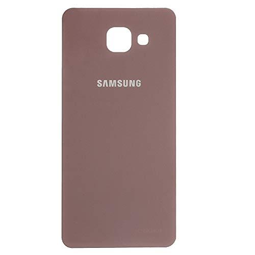 MOVILSTORE - Cover per Batteria Samsung Galaxy A5 SM-A510F (2016) Rosa Dorato