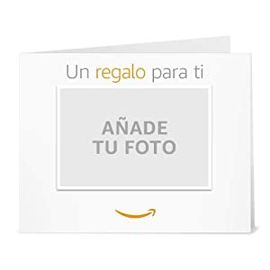 Cheque Regalo de Amazon.es -