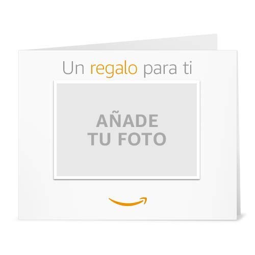 Cheque Regalo de Amazon.es - Imprimir - Carga una foto - Amazon