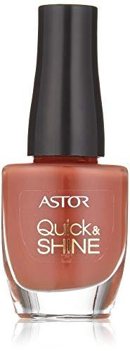 Astor Quick & Shine esmalte de uñas