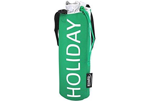Ezetil Flaschenkühler Holiday 2,4 Ltr grün Getränke Kühlung