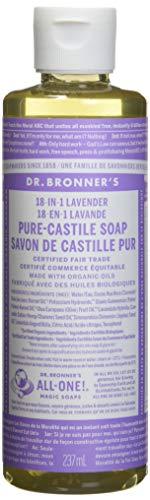 Jabón líquido puro castilla lavanda orgánico Kent